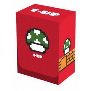 Boites de rangement illustrées Deck Box - Super Mario 1-UP