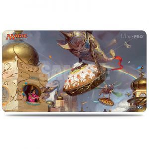 Tapis de Jeu Magic the Gathering Happy Holidays Cards - Playmat - Thopter Pie Network