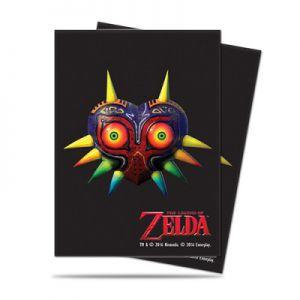 Protèges Cartes illustrées Accessoires Pour Cartes 65 Pochettes Ultra Pro - The Legend of Zelda - Majora's Mask - ACC