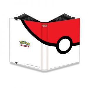 Classeurs et Portfolios Accessoires Pour Cartes Portfolio Ultra Pro - A4 Pro-Binder - Pokémon - Pokéball - ACC
