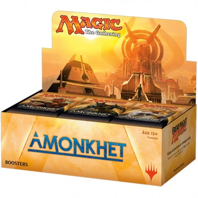 Boite de Boosters Magic the Gathering Amonkhet - 36 Draft Boosters