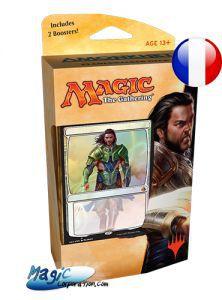 Decks Magic the Gathering Amonkhet - Gideon, parangon de soldat - Planeswalker Deck