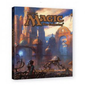 Livres Magic the Gathering Livre - The Art Of Magic - KALADESH