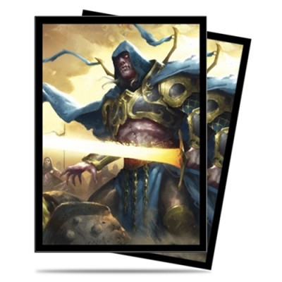 Protèges Cartes illustrées  60 Pochettes - Epic - Knight of Shadows