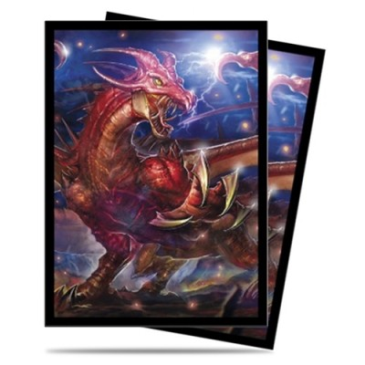Protèges Cartes illustrées 60 Pochettes - Epic - Draka, Dragon Tyrant