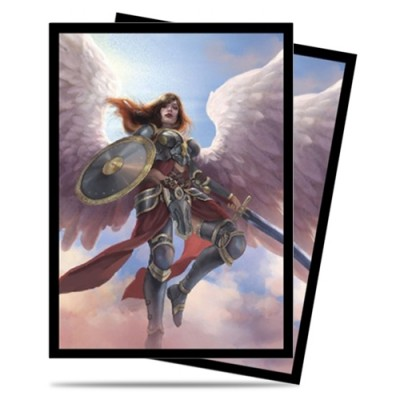 Protèges Cartes illustrées  60 Pochettes - Epic - Angel of Mercy