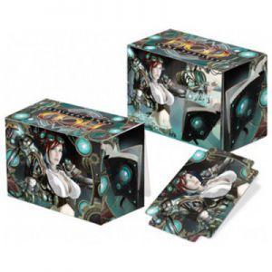 Boites de rangement illustrées Accessoires Pour Cartes Deck Box HCD - Aetherpunk Mage - ACC