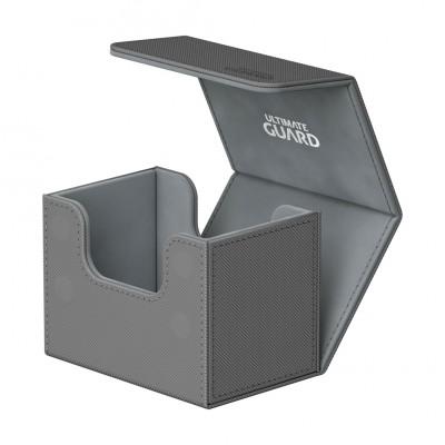 Boites de Rangements Accessoires Pour Cartes Deck Box Ultimate Guard - Skin - Gris - Sidewinder 80 - Acc
