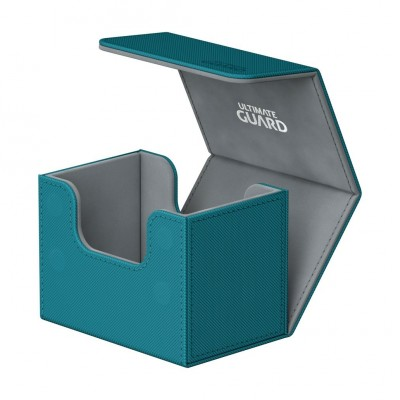 Boites de Rangements Accessoires Pour Cartes SideWinder 80+ - XenoSkin - Bleu Pétrole