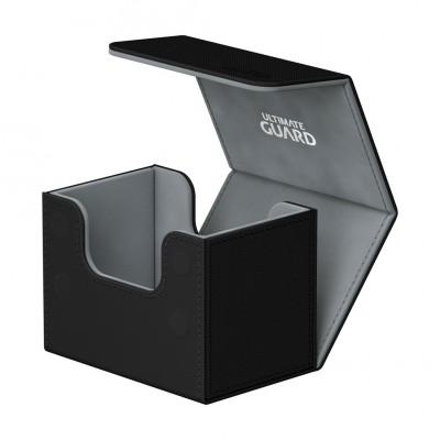 Boites de Rangements Accessoires Pour Cartes Deck Box Ultimate Guard - Skin - Noir - Sidewinder 80 - Acc