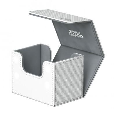 Boites de Rangements Accessoires Pour Cartes Deck Box Ultimate Guard - Skin - Blanc - Sidewinder 80 - Acc
