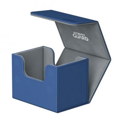 Boites de Rangements Accessoires Pour Cartes Deck Box Ultimate Guard - Skin - Bleu - Sidewinder 80 - Acc