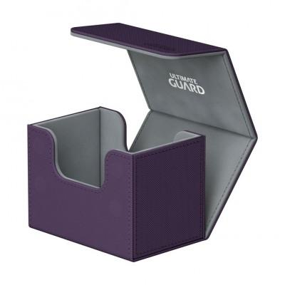 Boites de Rangements Accessoires Pour Cartes Deck Box Ultimate Guard - Skin - Violet - Sidewinder 80 - Acc