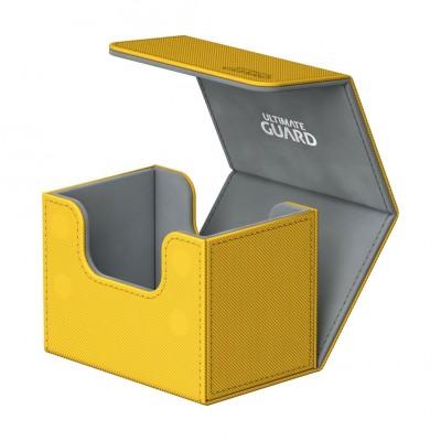 Boites de Rangements Accessoires Pour Cartes Deck Box Ultimate Guard - Skin - Ambre - Sidewinder 80 - Acc