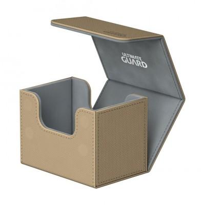 Boites de Rangements Accessoires Pour Cartes Deck Box Ultimate Guard - Skin - Sable - Sidewinder 80 - Acc