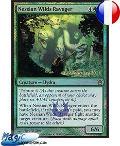 Produits d'avant-première Magic Créations Divines - Booster De 16 Cartes Magic d'avant-première Vert