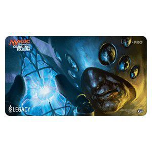 Tapis de Jeu Magic the Gathering Playmat Promo - Grand Prix - Bologne 2016