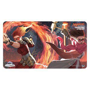 Tapis de Jeu Magic the Gathering Playmat Promo - Grand Prix Judge - Utrecht 2017