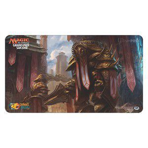 Tapis de Jeu Magic the Gathering Playmat Promo - Grand Prix Judge - San Jose 2017