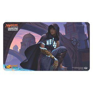 Tapis de Jeu Magic the Gathering Playmat Promo - Grand Prix Judge - New Jersey 2017