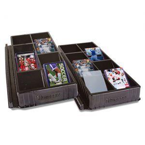 "Boites de Rangements Accessoires Pour Cartes Ultra Pro - Card Sorting Tray - ""One-Touch"" - ACC"
