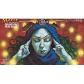 Tapis de Jeu Magic the Gathering Playmat Promo - Grand Prix - New Jersey 2014