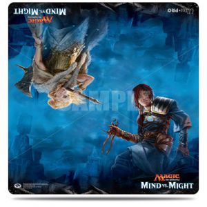 Tapis de Jeu  Double - Duel Deck PlayMat - Mind VS Might