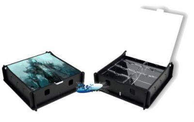 Boites de rangement illustrées Accessoires Pour Cartes Box e-Raptor - Trading Card Storage Small Box - Cybernetic Army - ACC