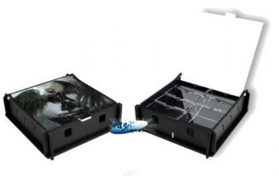 Boites de rangement illustrées Accessoires Pour Cartes Box e-Raptor - Trading Card Storage Small Box - Fallen Angel - ACC