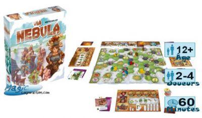 Autres jeux de plateau Jeux de Plateau Via Nebula