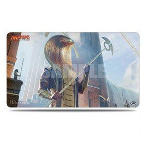 Tapis de Jeu Magic the Gathering Amonkhet - Playmat - Dieu Vert Rhonas
