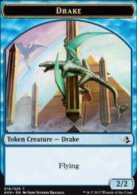 Tokens Magic Token/jeton - Amonkhet - 18/25 Drakôn