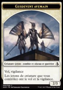 Token Magic Magic the Gathering Token/jeton - Amonkhet - 04/25 Guidevent Avemain