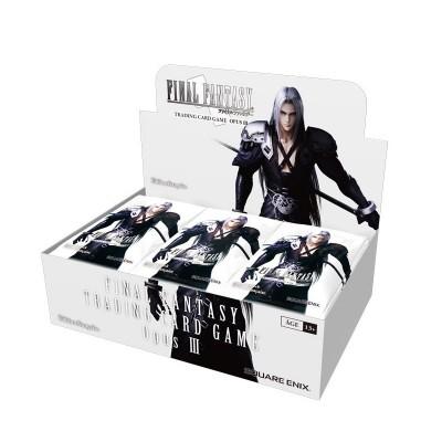 Final Fantasy Autres jeux de cartes Opus 3 - Boite De 36 Boosters