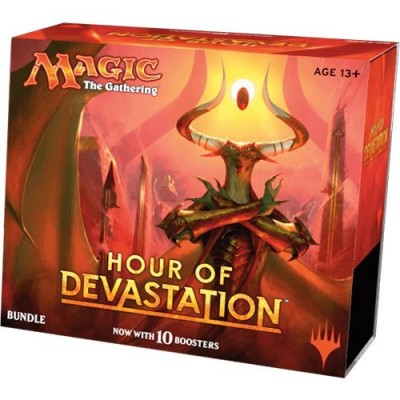 Fat Packs Magic the Gathering Hour of Devastation - Bundle