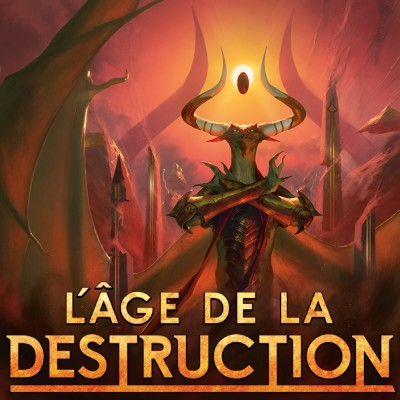 Collections Complètes Magic the Gathering L'Age de la Destruction - Set Complet