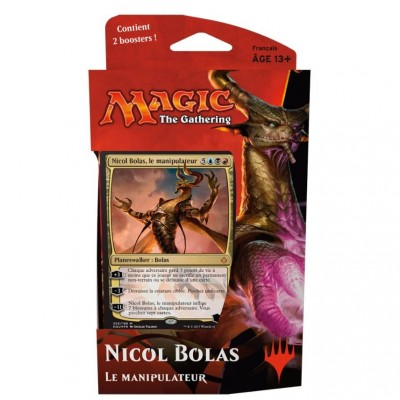 Decks Magic the Gathering L'âge de la Destruction - Planeswalker - Nicol Bolas, Le Manipulateur
