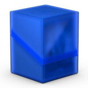 Boites de Rangements Accessoires Pour Cartes Deck Box Ultimate Guard - Boulder 100+ - Bleu/Saphir - Acc