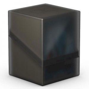 Boites de Rangements Accessoires Pour Cartes Deck Box Ultimate Guard - Boulder 100+ - Noir/Onyx - Acc