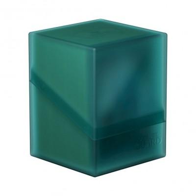 Boites de Rangements Accessoires Pour Cartes Deck Box Ultimate Guard - Boulder 100+ - Malachite - Acc