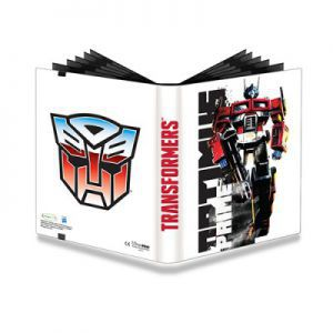 Classeurs et Portfolios  Portfolio Ultra Pro - A4 Pro-Binder - Transformers - Optimus Prime - ACC