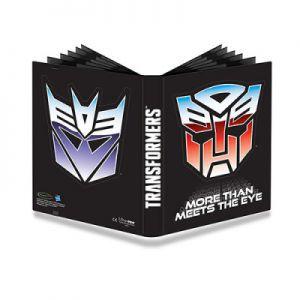 Classeurs et Portfolios Portfolio Ultra Pro - A4 Pro-Binder - Transformers - Shields - ACC