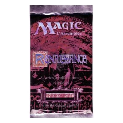 Boosters Magic the Gathering Renaissance - Booster De 8 Cartes