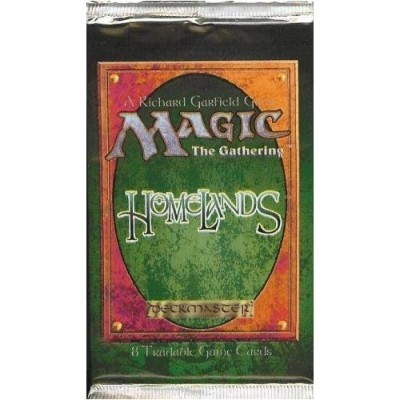 Boosters Magic the Gathering Homelands