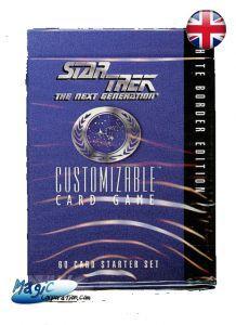 Star Trek Star Trek - The Next Generation - Starter Deck - (EN ANGLAIS)