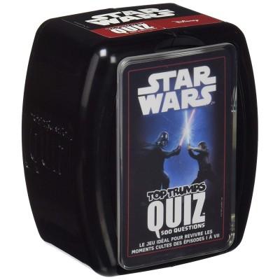 Thème : Espace Jeux de Plateau Star Wars : Quiz Star Wars 500 Questions