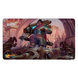 Tapis de Jeu Magic the Gathering Playmat Promo - Grand Prix Judge - Mexico City 2017