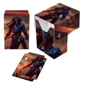 Boites de rangement illustrées  Deck Box Ultra Pro - L'Age de la Destruction - Neheb