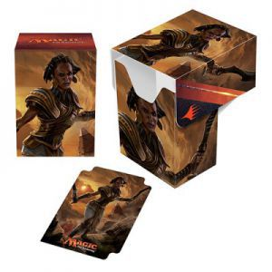 Boites de rangement illustrées Magic the Gathering L'Age de la Destruction - Deck Box - Samut