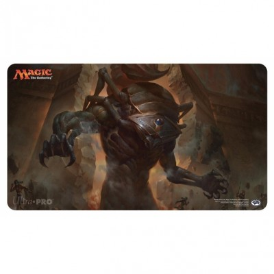 Tapis de Jeu Magic the Gathering L'Age de la Destruction - Playmat - Dieu Scorpion